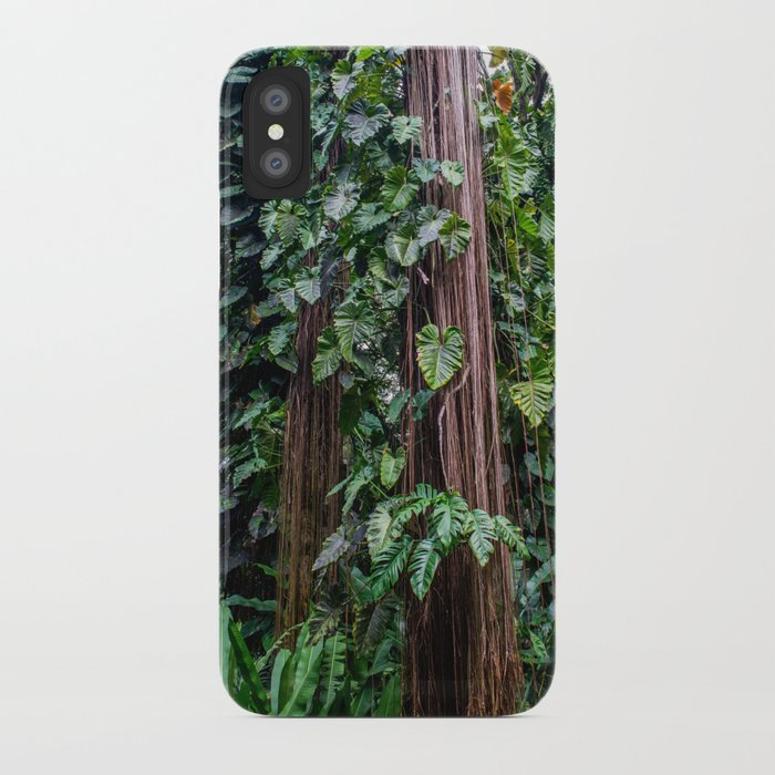Hawaii Tropical Botanical Garden iPhone Case