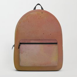 Sunset at Dusk // Watercolour Wash Backpack