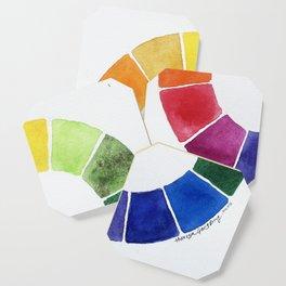 Color Wheel Coaster