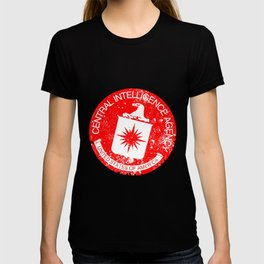 CIA Rubber Stamp T-shirt