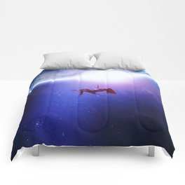 The Gravitational Attraction Comforters