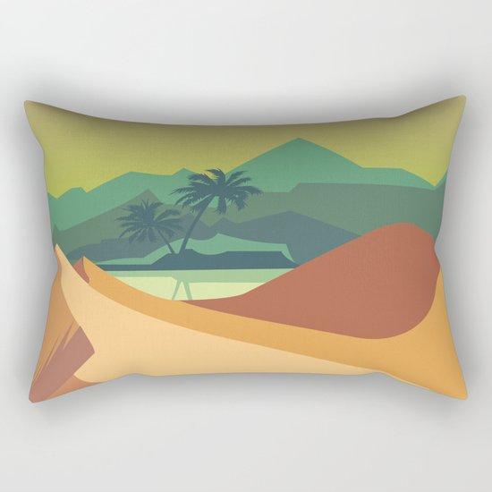 My Nature Collection No. 20 Rectangular Pillow