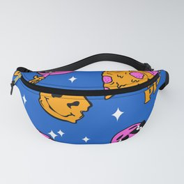 Pizza Love Pattern Italy Decoration Fanny Pack