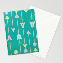 Native American Arrows Stationery Cards