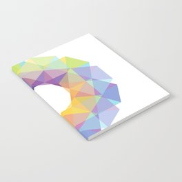 Fig. 036 Colorful Circle Notebook