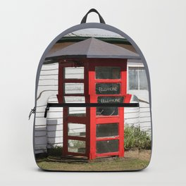 Old Telephone box Backpack