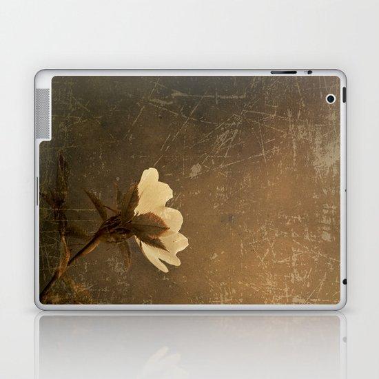 Wild Old Rose Laptop & iPad Skin
