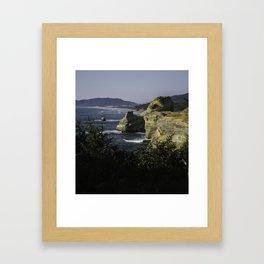 Cape Kiwanda, OR.  Framed Art Print