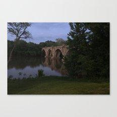 Rappahannoch River Canvas Print