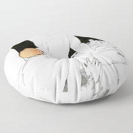 NUDEGRAFIA - 013 Floor Pillow