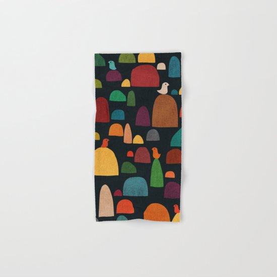 The zen garden Hand & Bath Towel