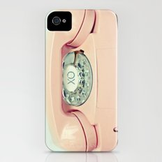 Party Line Slim Case iPhone (4, 4s)