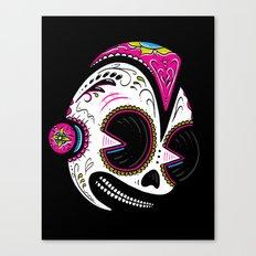 Kidrobone Canvas Print
