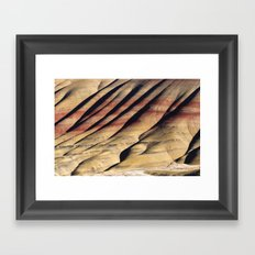 Painted Framed Art Print