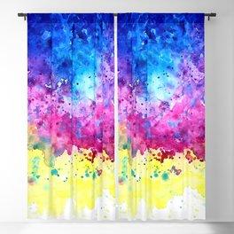 Splatter Blackout Curtain
