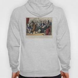 Give me liberty, or give me death! Patrick Henry Hoody