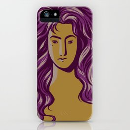 'Cause You're Worth It iPhone Case