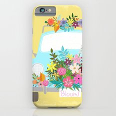 Bloom Where You Are Planted Slim Case iPhone 6s
