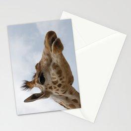Peralta giraffe Stationery Cards