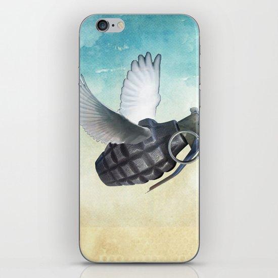war and peace iPhone & iPod Skin