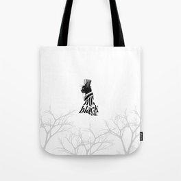 MR. BLACK CAT Tote Bag