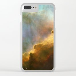 swan song for sagittarius | space #13 Clear iPhone Case