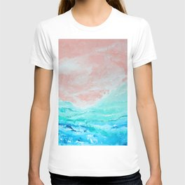 near the coast T-shirt