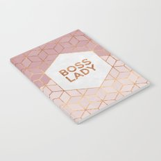 Boss Lady / 2 Notebook