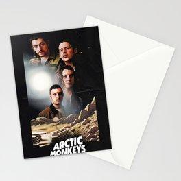 TBHC ArcticMonkeys Sci-Fi Vintage Stationery Cards