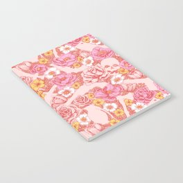 Weapon Floral Notebook