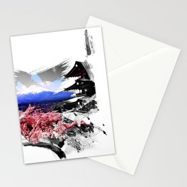 Japan - Fuji Stationery Cards