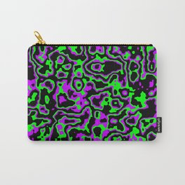 Rave Camouflage Carry-All Pouch