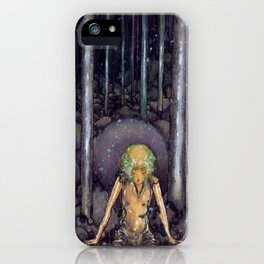 Guniper By The Water iPhone Case