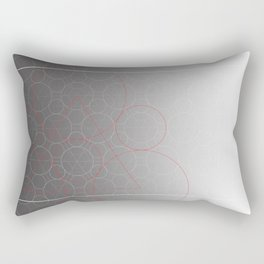 The Keywork Rectangular Pillow