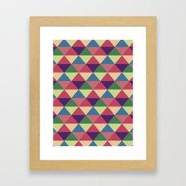 Let's Color The World Framed Art Print