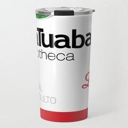 Kitchen Posters - Cialis/Catuaba Travel Mug