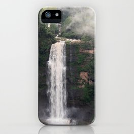 Karkloof Falls, South Africa iPhone Case