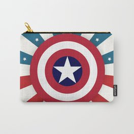 CAPTAINAMERICA Carry-All Pouch