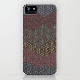 Equilateral iPhone Case