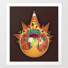 Element Art Print