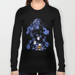 Moogle halloween Long Sleeve T-shirt