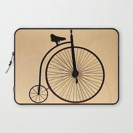 Speedy Bike Laptop Sleeve