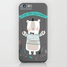 Bear Hug iPhone 6s Slim Case