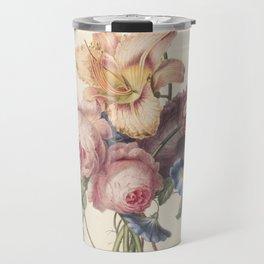 Henriëtte Geertruida Knip - a bouquet - 1820 Travel Mug