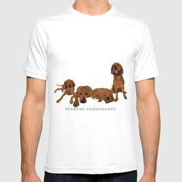 Redbone Coonhounds T-shirt