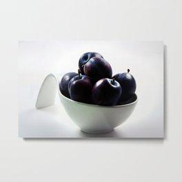 Franconian plums5 Metal Print