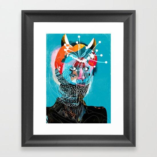 61113 Framed Art Print