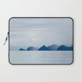 Mountains in the Mist Laptop Sleeve