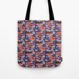 Camo pattern Tote Bag