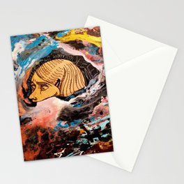 Bipolar in a Nutshell Stationery Cards